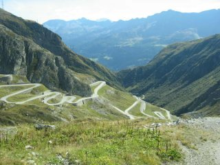 St Gotthard Pass